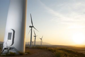 Wind power is surging