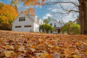 Fall tips for home improvement