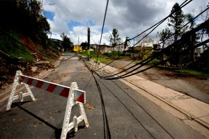 Puerto Rico electric grid still trying to recover from hurricane Maria