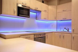 Environmentally friendly lighting design for your kitchen