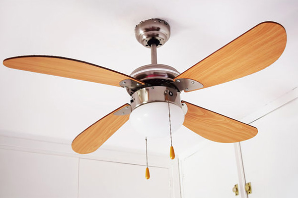 Tips for finding the right ceiling fan to suit your style