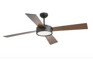 Luxury Smart Fan blends technology with style