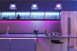 Tips and ideas for integrating lighting design into your home