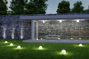 Choosing the correct landscape lighting for outdoor entertaining